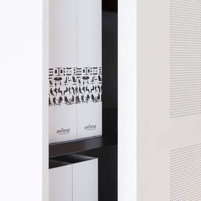 Sliding Door Cabinet With Front Running Doors Techo